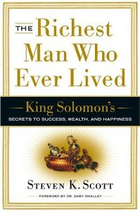 "Cover of ""The Richest Man Who Ever Lived:..."